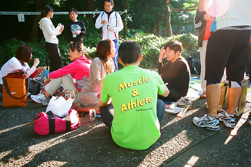 駅伝:チーム『Muscle & Athlete』