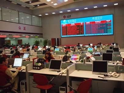 中国訪問:M&A取引所