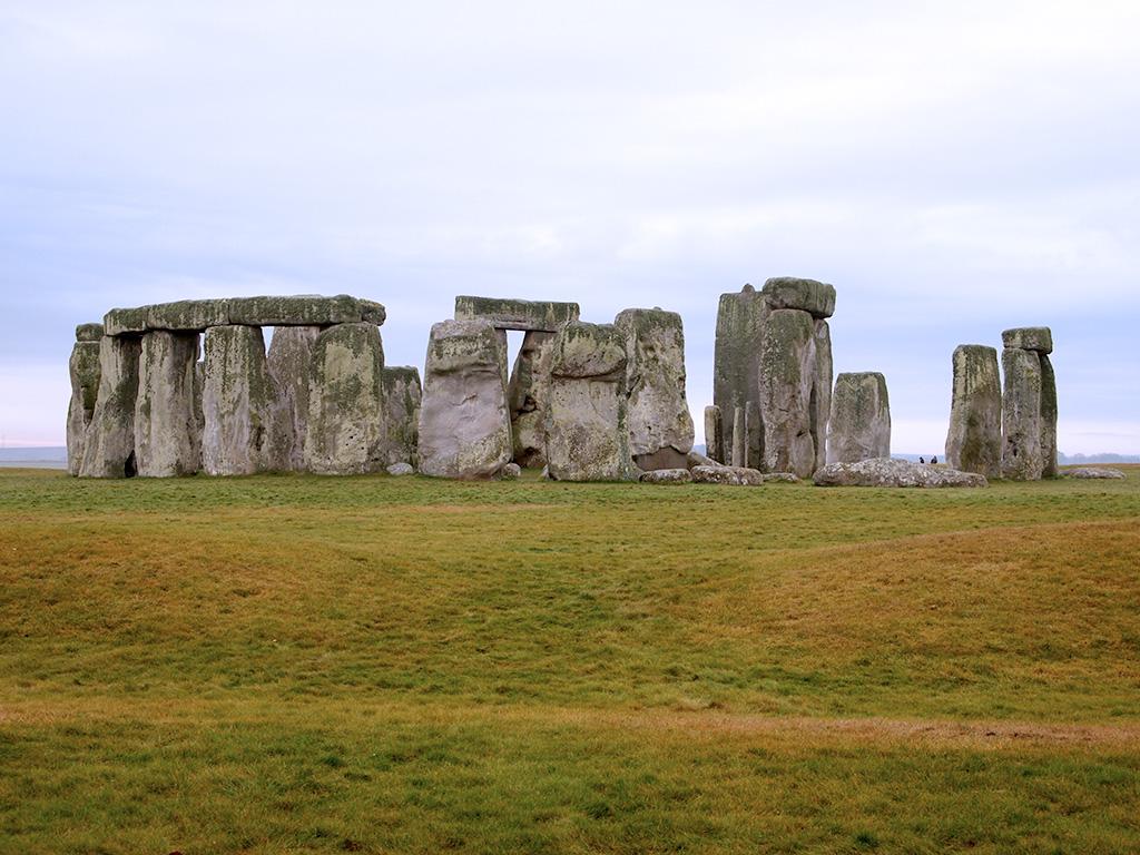 ロンドン旅行:ストーンヘンジ