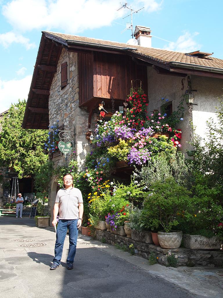 フランス旅行:アルプ地方