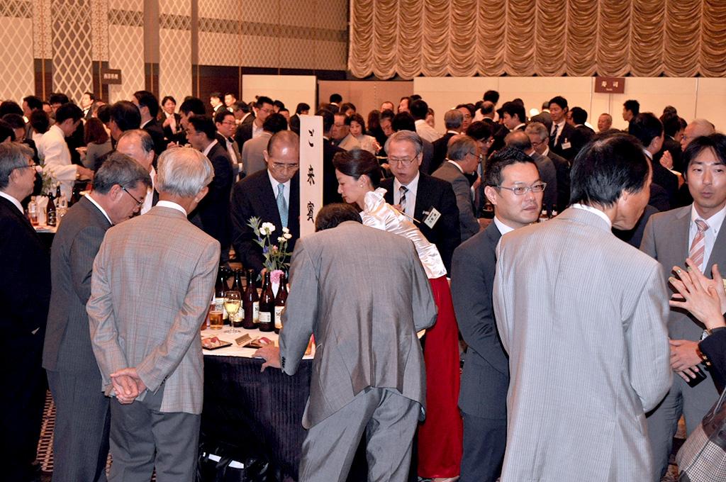 日本M&A協会 第1回理事総会:懇親会