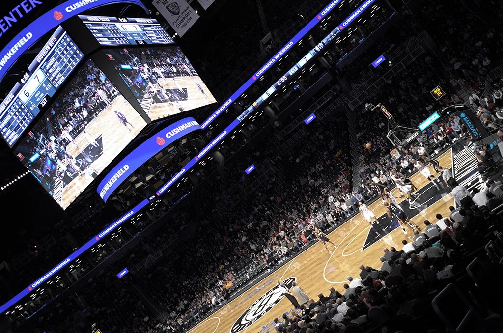 ニューヨーク インセンティブ旅行:NBA