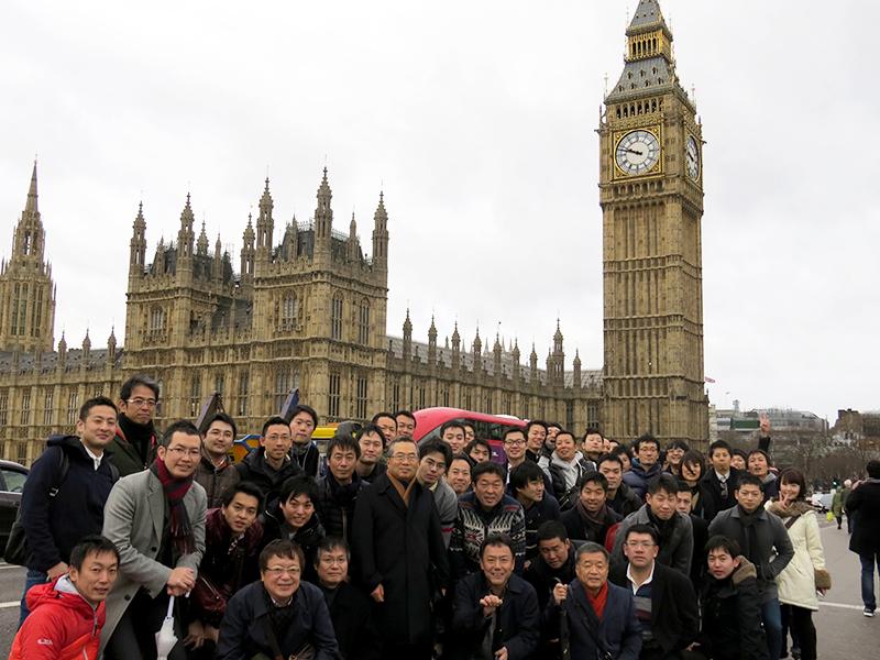 ロンドン インセンティブ旅行