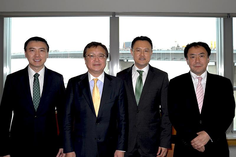 バンコクセミナー(カシコン銀行ピピット副頭取様・スワット常務様・当社島田取締役)