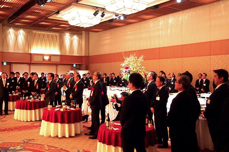 札幌営業所移転記念祝賀会