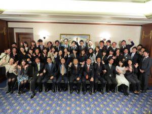 東京スタッフパーティ 集合写真