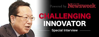 CHALLENGING INNOVATOR -Special Interview-